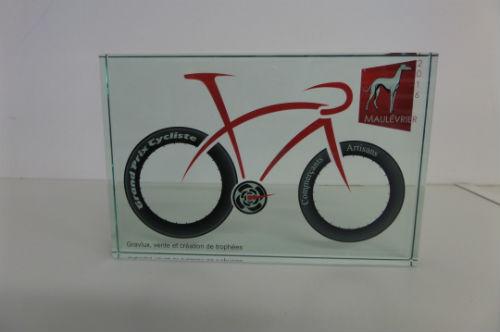 Récompense cyclisme