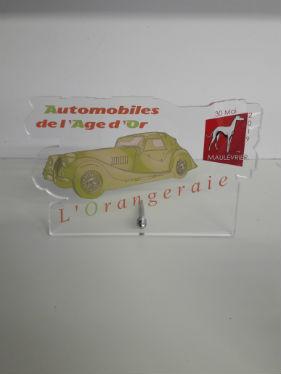 Récompense automobile